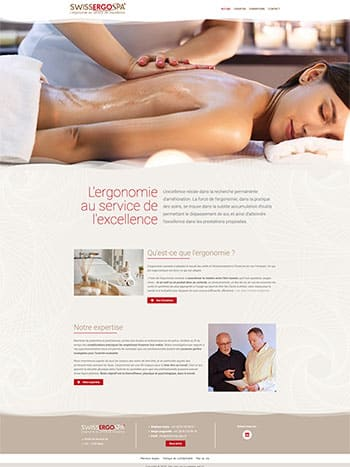 Site Swiss Ergo Spa